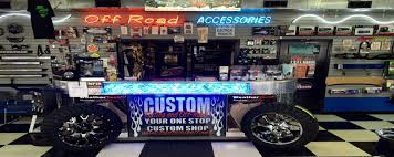 Custom Tinting & Off Road - Truck Parts, Accessories & Custom Mods