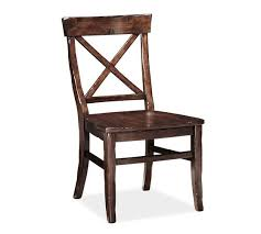 Aaron Wood Seat Dining Chair