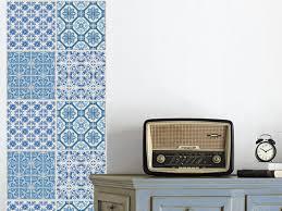 papier peint imitation carrelage cuisine 36 idées déco avec des motifs carreaux de ciment papier peint
