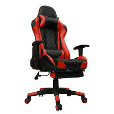 Amazon.com: Kinsal Gaming Chair Racing Style High-Back PU Leather ... Office Essentials Respawn400 Racing Style Gaming Chair Big And Cg Ch80 Red Circlect Hero Blackred Noblechairs Arozzi Monza Staples Killabee Recling Redblack 9015 Vernazza Vernazzard Nitro Concepts S300 Ex In Casekingde Costway Executive High Back Akracing Arc Series Casino Kart Opseat Master