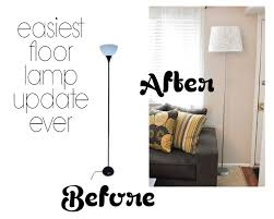 Mainstays Floor Lamp Instructions by Decorating Through Dental Floor Lamp Redo Love For The
