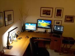 desk ls vs table the best l regarding new household