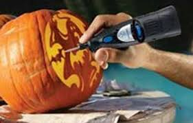 Pumpkin Carving With Drill by Dremel Tools And Other Pumpkin Carving Must Haves This Old House
