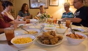 Mrs Wilkes Dining Room Restaurant by A Getaway To Tybee Island Savannah U0027s Beach Adventurous Kate