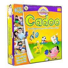 Cranium Cadoo Board Game Fun Kids Adult 100 Complete Excel Condition