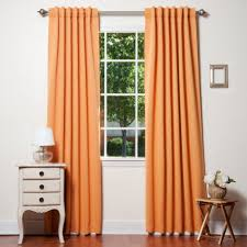 blind curtain brilliant soundproof curtains target for best