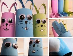 Craft Ideas For Kids With Paper Step By Archive