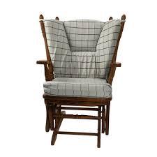 Glider Rocker Peaceful Valley Amish Furniture