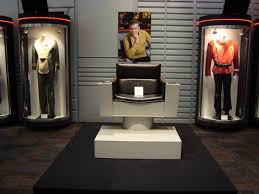 Star Trek Captains Chair by Tickets Go On Sale For Star Trek The Exhibition In Louisville Ky