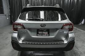 100 Subaru Outback Truck Used OneOwner 2018 Limited 4WD In Puyallup WA