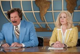 anchorman 2 starring will ferrell and steve carell the new