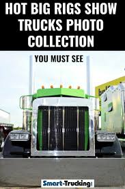100 Show Semi Trucks Hot Big Rig Photo Collections You Must See