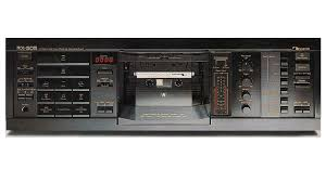 Nakamichi Tape Deck 2 by Vintage Asylum