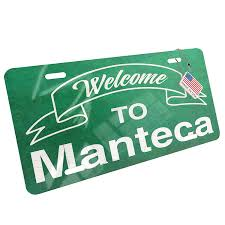 100 Manteca Truck Accessories Amazoncom NEONBLOND Metal License Plate Green Sign Welcome To