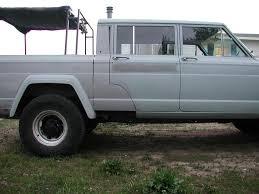 The J4X: 4-door J20 Build - International Full Size Jeep Association ...