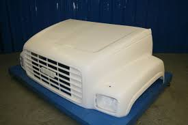 GMC Chevy Kodiak, Topkick C5500, C6500 SL Hood With Grill 1995 ...