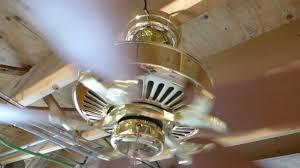 Mainstays Ceiling Fan Light Switch by 2004 Emerson Premium Ceiling Fan Youtube