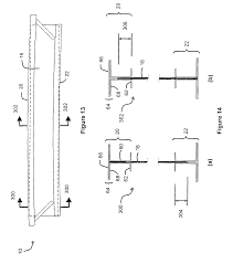 Distance Between Floor Joists by Patent Us8407966 Cold Formed Steel Joist Google Patentsuche