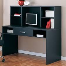 organize it all dusk compact computer desk with hutch walmart com