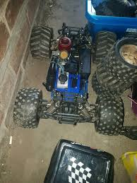 100 Cen Rc Truck Nitro Rc Truck And A Lot Of Spares In Bishopsworth Bristol Gumtree