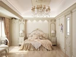Elegant French Bedroom Design