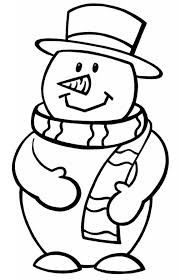 Frosty The Snowman Coloring Pages Getcoloringpages Inside Printable