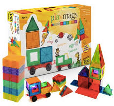 magna tiles 100 target playmags clear colors magnetic tiles deluxe 100 building set