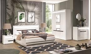 moderne schlafzimmer sets iris forest lotos