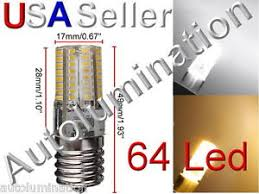 e17 led appliance microwave light bulb l 120vac 25t8n 423878