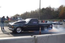 100 Chevy S10 Pickup Truck 1987 Chevrolet 14 Mile Drag Racing Timeslip Specs 060