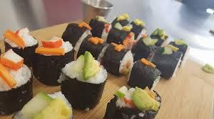 cours de cuisine sushi sushi competition with the madame cours de cuisine