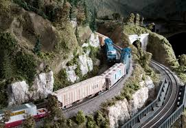 Sams Club Christmas Tree Train by 248 Best Model Trains Images On Pinterest Model Train Layouts