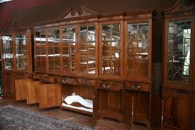 Bernhardt Hibriten China Cabinet by Furniture Antique China Hutch Value Maple China Hutch China Hutch