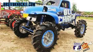 100 Mega Mud Truck BLU CHRUSH MEGA MUD TRUCK YouTube