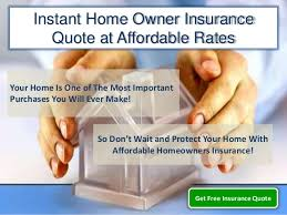 Instant Home Owner Insurance Quote Get Cheap line Home Insurance Q…