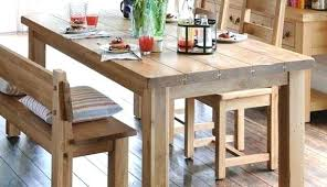 Dining Benches With Backrest Kitchen Bench Traditional Table Seat Back