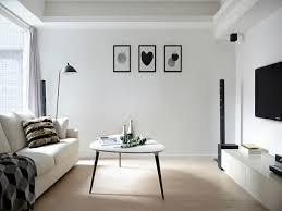 minimalistische wohnzimmer ausgefallene ideen für ein