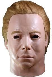 Halloween Film William Shatner Mask by Kirk Mask Ebay