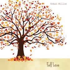 Clipart Fall Tree Clipart Autumn Tree Clipart Autumn Autumn Graphics Liquid Amber Tree Golden leaves Orange Leaves Natural Tree