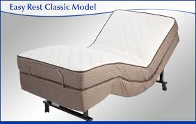 Sleep Comfort Adjustable Bed by Easy Rest Adjustable Beds And Mattresses