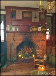 Primitive Decorating Ideas For Fireplace 107 best hearths images on pinterest primitive decor primitive
