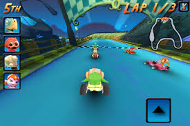 App Review Cocoto Kart line Brings Multiplayer Racing to the