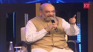 100 Amit Inc Kashmir Is Normal Visit Yourself To Know Shah To India ET Awards 2019