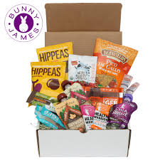 Amazon GLUTEN FREE and VEGAN Healthy Snacks Care Package 28