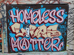 Clarion Alley Mural Project San Francisco by Homeless Lives Matter Mural Clarion Alley San Francisco Join