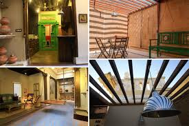 Artistic Abode French Haveli In Ahmedabad Gujarat
