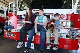 Four Cedar Rapids Children Recognized By Fire Department For Quick ...