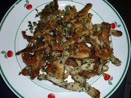 cuisiner les cuisses de grenouilles de grenouille persillade