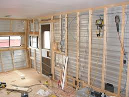 Exciting Remodeling A Travel Trailer 54 For Your Best Design Interior With