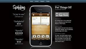 The Top 5 Secrets To Designing A killer iPhone App Site